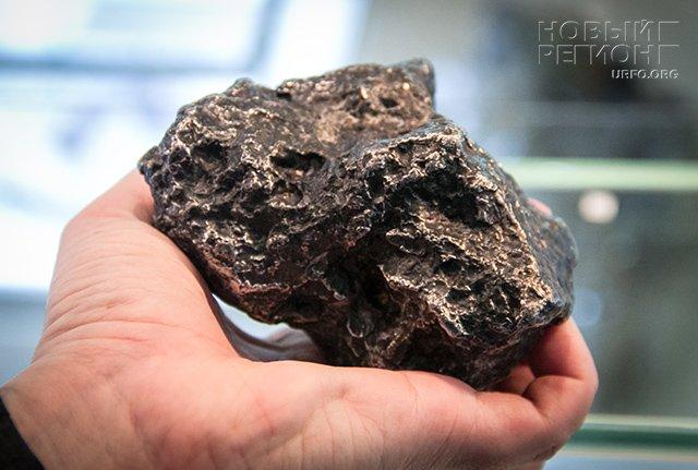 Новый Регион: Космическая сталь