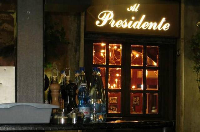 В римском ресторане 7 туристам из Таиланда выставили рекордный счет в 1.200 евро...
